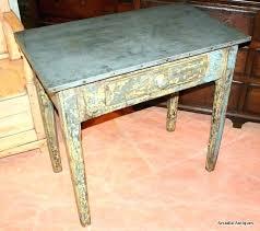 zinc top coffee table zinc top coffee table side tables zinc side table zinc top side
