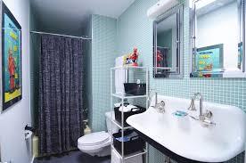 bathroom utility sink. Utility-sink-with-cabinet-Bathroom-Midcentury-with-aqua-bath-bathroom -storage-blue-mosaic-tile Bathroom Utility Sink W