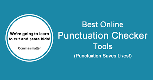 best online punctuation checker tools correctors