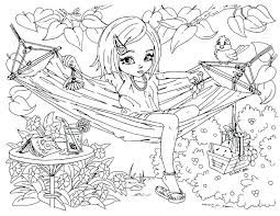 Free Printable Coloring Pages For Older Adults Detailed Page Easy