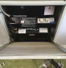 vulcan gas heater repairs service