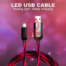 Samsung Lighting Charger Type C Lighting Charging Cable Led Flashlight Charger Usb