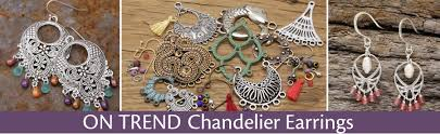 making your own chandelier earrings is a great way to wear your personality from sparkly to subtle bold to bashful chandelier earrings can take on any