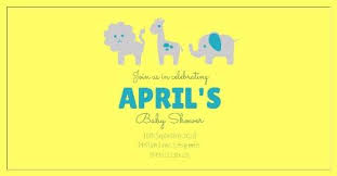 Baby Shower Invitations That Can Be Edited Baby Shower Invitations Made Easy With Design Wizard Invitations Maker
