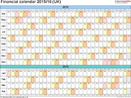 Financial Calendars 2015 16 Uk In Pdf Format