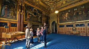 The Houses Of Parliament Britain Magazine The Official - Houses of parliament interior