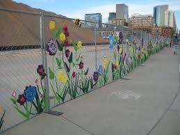 42 best Fence Garden art images on Pinterest Fence art Garden art