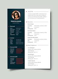 Cool Resume Resume Cool Resume Templates For Mac 12