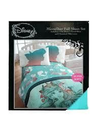little mermaid bedding sets little mermaid bedding set little mermaid comforter set twin best mermaid bedding