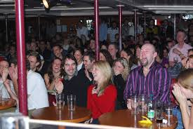 the best comedy clubs in london boat show
