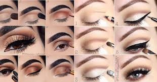 21 easy step step makeup tutorials insram