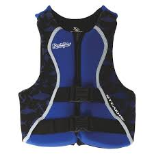 Stearns 2000023536 Puddle Jumper Hydroprene Youth Blue Life Jacket