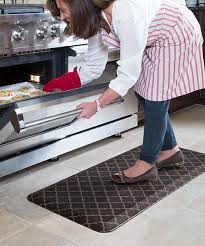 kitchen mats. People Who Stand On GelPro Kitchen Comfort Floor Mats Actually Claim To Be Able For Longer Periods Of Time Without Ever Experiencing Fatigue And