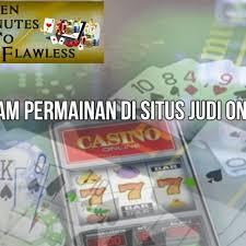 FifteenMinutestoFlawless - Situs Poker Online dan Bandar Bola Terbaik