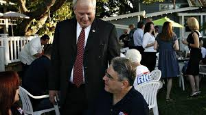 Rice seizes on scandal in Pinellas County Sheriff's Office to boost his  election bid