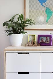 diy plywood kid s desk area and ikea