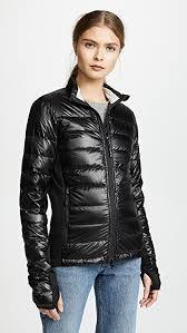 Black Jackets   Coats For Women - Canada Goose Hybridge Lite Jacket Brands  Canada  Goose