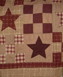 Americana Country Quilts Nice Americana Quilt ... & ... Americana Country Quilts Primitive Americana Vintage Star Twin Cotton  Quilt Cotton Quilts Search And Patch Quilt ... Adamdwight.com