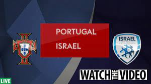 Portugal vs Israel LIVE: Cristiano Ronaldo, Bruno Fernandes double and  Cancelo on target in final Euro 2020 warm up