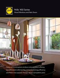 pella french doors. Pella® 450 Series Wood Windows And Patio Doors - 1 / 12 Pages Pella French S