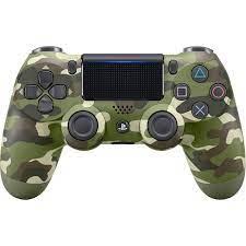 PlayStation 4 - DualShock 4 Wireless Controller, Camouflage (2016):  Amazon.de: Games
