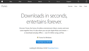 itunes free for windows 10 64