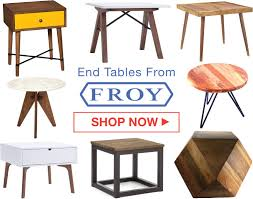 froy end table