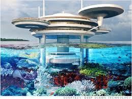 Dubai Water Discus Hotel 6 stunning undersea hotels CNNMoney