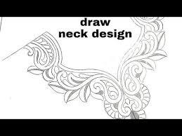 neck neckline kurta