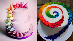 Cake Decorating Designs Top 20 Easy Birthday Ideas Oddly Satisfying