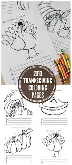 Thanksgiving Kid Printables Printable Coloring Pagescoloring