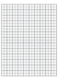 Grid Template Word Engineering Graph Paper Template Grid Pdf 5 8 Letter