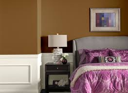 Room Color Bedroom Bedroom In Warm Spice Brown Bedrooms Rooms By Color Color