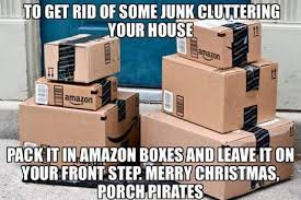 Image result for empty amazon package meme