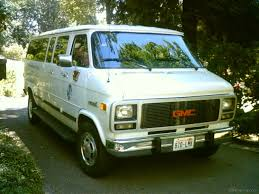 1992 GMC Rally Wagon Van Specifications, Pictures, Prices