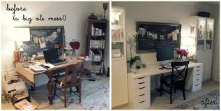 Design Home Office Layout Beauteous Home Office Makeovers Marvelous Home Office Makeover Inspire