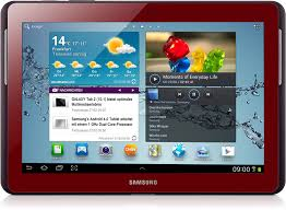samsung tablet 10 1. samsung galaxy tab2 10.1 inch tablet - garnet red (16gb, wifi, android 4.0): amazon.co.uk: computers \u0026 accessories 10 1 i