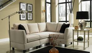 sectionals leather living sofas small spaces sofa corner couch for furniture couches likable room best sectional