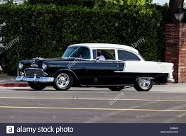 All Chevy chevy 2 : A 1955 Chevy 2 door sedan Stock Photo, Royalty Free Image ...