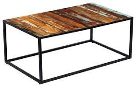 vidaXL Solid Reclaimed Wood <b>Coffee Table</b>, <b>100x60x40</b> cm