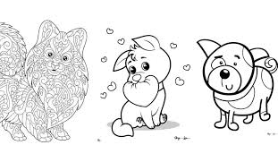Dog coloring pages for kids. The Best Free Dog Coloring Pages Skip To My Lou