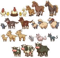 cute farm animals drawings. Brilliant Farm Game Items  Farm Animals By IntroducingEmy  And Cute Drawings F