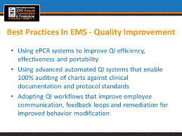 Ems Charting Systems Best Practices In Emergency Medical Services Ppt Download