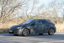 2019 Toyota Auris Spied With Production Body - autoevolution