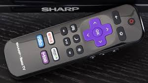 sharp roku tv remote. sharp lc-43lb371u remote. like every other roku tv tv remote u