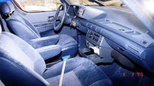 1990 Chevrolet Lumina Minivan - Information and photos - ZombieDrive