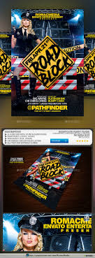 Block Party Flyer Block Party Flyer Graphics Designs Templates
