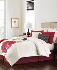 Macy Bedroom Furniture Closeout Closeout Martha Stewart Collection Plum Blossom 14 Pc Comforter