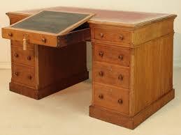 victorian gillows oak partners pedestal desk antique partners desks antique partners desk victorian