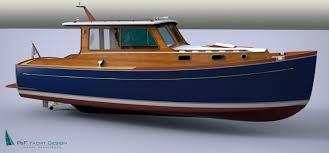 cabin cruisers woodenboat magazine classic delta 29